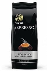 zrnková káva OMCAFE CORPOSSO (1kg)