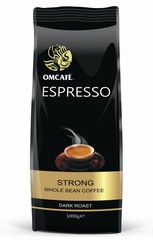 OMCAFE Strong EXTRA ROASTED!