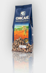 mletá káva OMCAFE tradicional PREMIUM (500g)